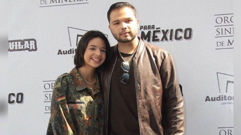 ¿Y Aneliz? Ángela Aguilar presume FOTO de su infancia junto a su hermano Leonardo