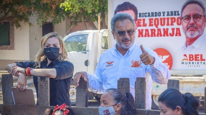 """""""Derribaré paredes y abriré más puertas"""": Abel Murrieta promete audiencias completamente abiertas"""