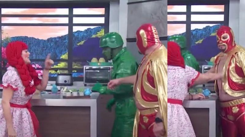 """¡Tensión en Televisa! Paul Stanley estalla en 'Hoy' y Legarreta lo pone en su lugar: """"Ardido"""""""