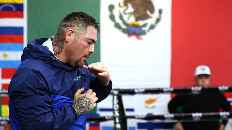 Andy Ruiz espera tener un regreso 'demoledor' ante Chris Arreola