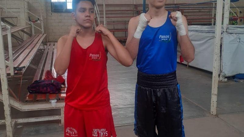 Boxeadores cajemenses consiguen aseguran su participación al torneo estatal