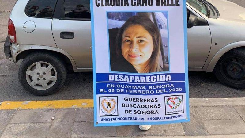 Familiares de Claudia Cano exigen justicia a las autoridades de Guaymas