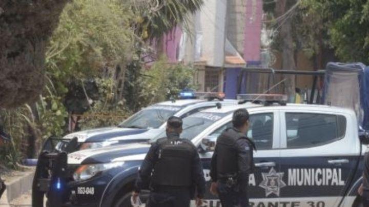 Emboscan y calcinan a tres elementos de la Policía Municipal en la Sierra Sur de Oaxaca
