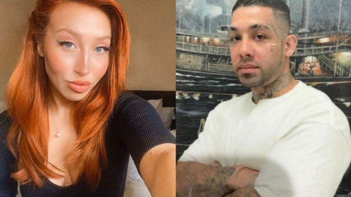 Ella de blanco y él tras las rejas: Joven británica planea casarse con un asesino de EU