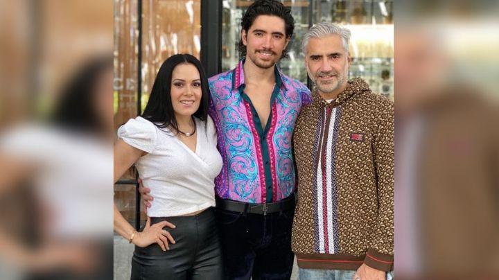 ¡Domingo de Resurrección! 'El Potrillo' se reencuentra con su primera esposa América Guinart