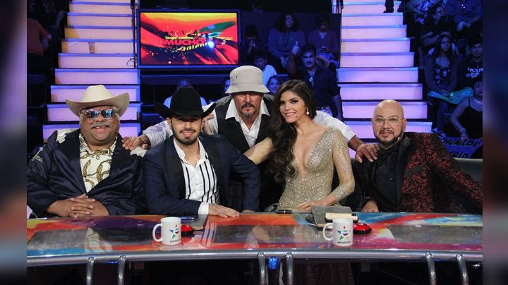 ¿Adiós compromiso? Sin piedad, Ana Bárbara hace intenso baile de TikTok a juez de 'TTMT'