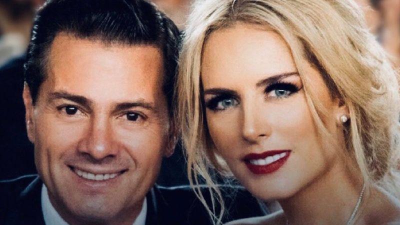 ¡Viva el amor! Filtran FOTOS de Peña Nieto y Tania Ruiz en plena boda y redes estallan