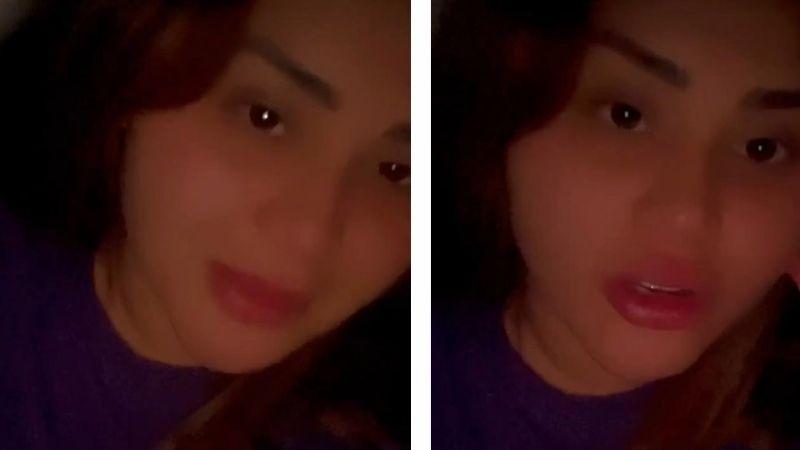 """¡Tragedia! 'Gomita' se confiesa en Instagram y revela problemas de salud: """"Estoy preocupada"""""""