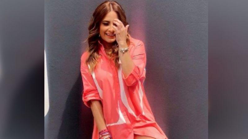 Tras infidelidad del papá de su hijo, Linet Puente sufre mala jugada de 'Ventaneando'