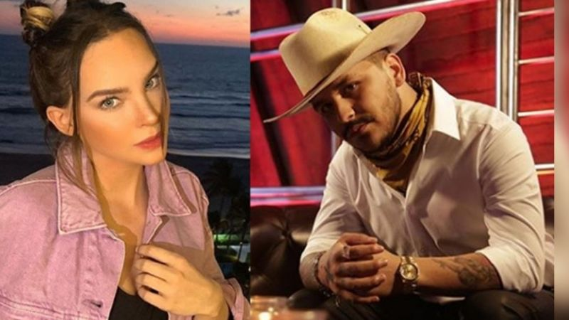 Youtuber arruinaría los 8 meses de relación de Belinda y Nodal al confesar esto del cantante