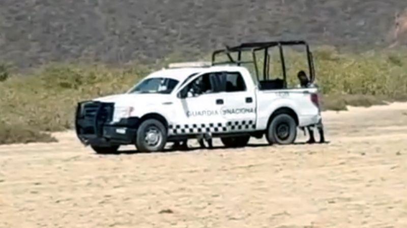 Sangrienta Semana Santa: Hallan cadáver 'entambado' de mujer en playas de Sonora
