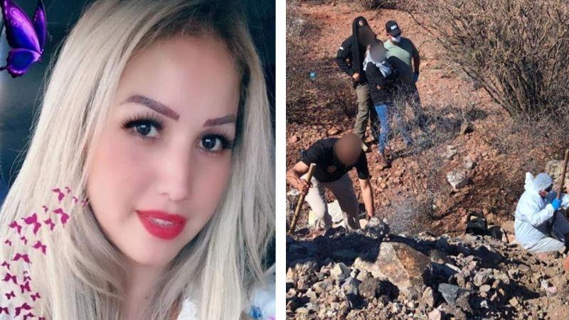 """""""No habrá impunidad"""": Fiscalía de Sonora confirma hallazgo de restos de Andrea Carolina"""