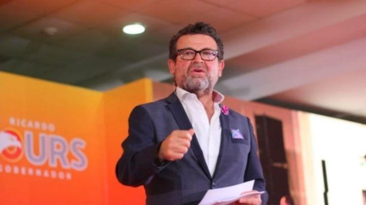 Ricardo Bours tiene claro cómo acabar con la inseguridad en Sonora