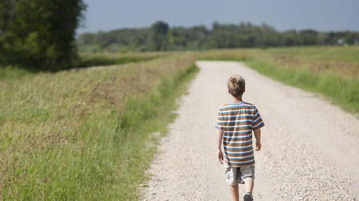 Terrible: Ronny, de 7 años, desaparece a plena luz del día; buscan encontrarlo con vida