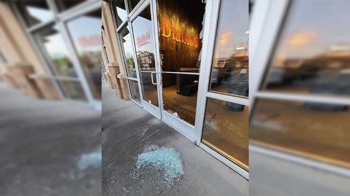 La increíble reacción del dueño de un restaurante que fue robado; le ofrece empleo al ladrón