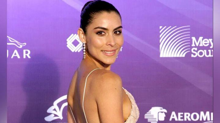 Tremenda: María León derrocha belleza ante el espejo en ropa deportiva