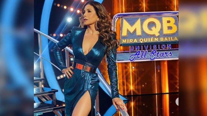 ¡Paty! Patricia Manterola acalora los foros de 'MQB' al aparecer con irresistible atuendo