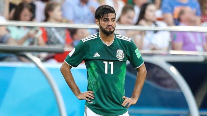 Carlos Vela no piensa en regresar a la Selección Mexicana… por el momento