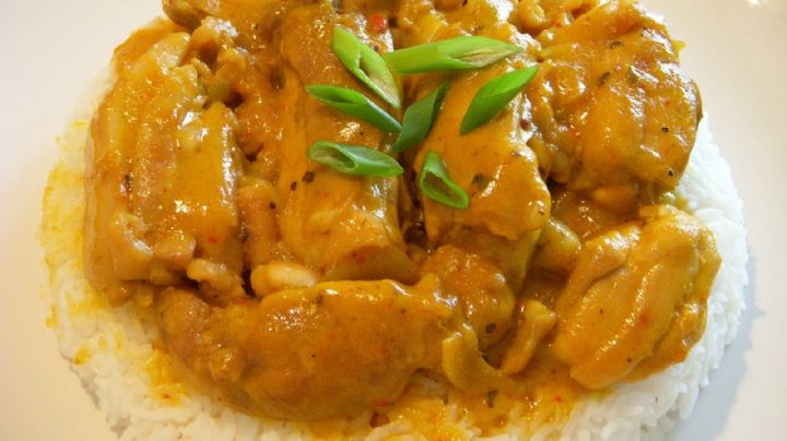 ¿Antojo de comida hindú? Sorprende a tu familia con este delicioso pollo al curry