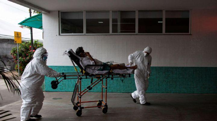 Variante brasileña de Covid es tres veces más letal en menores de 45 años, revela estudio