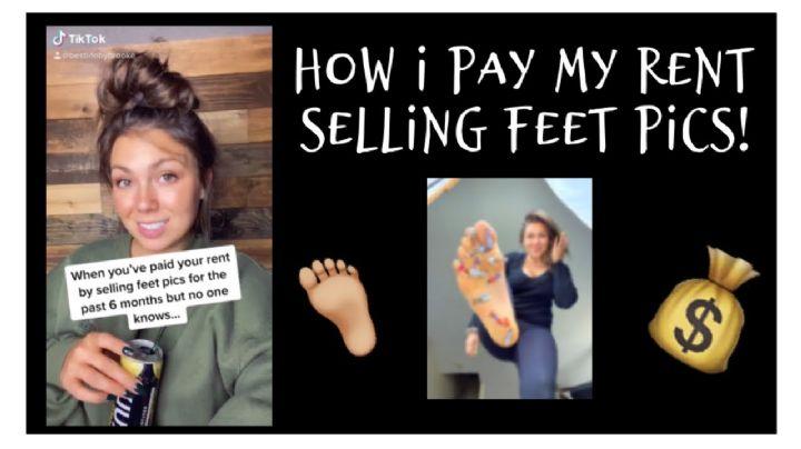 Brooke salvó a su familia de la bancarrota tras vender fotos de sus pies en OnlyFans