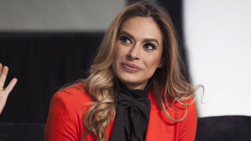 Galilea Montijo hace escalofriante confesión en 'Hoy'; sería capaz de acribillar a su esposo por enojo