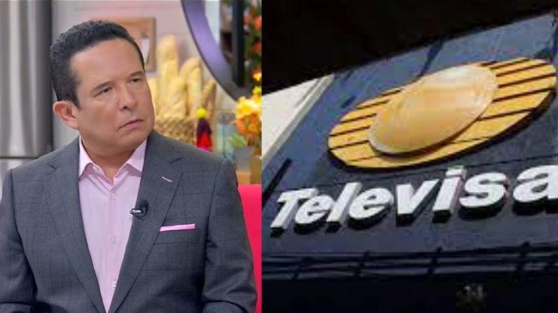 Desde 'Sale el Sol', Gustavo Adolfo asegura que Televisa movió influencias para liberar a Eleazar