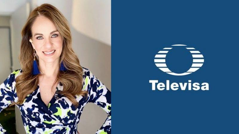 """Golpe a Televisa: Conductora de 'Venga la Alegría' asegura que le """"robaron"""" serie"""