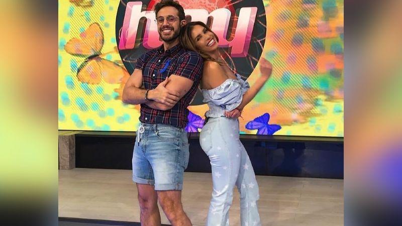 """""""Me robaste"""": Andrea Escalona acusa a actor de Televisa de hacer esto en 'Hoy'"""