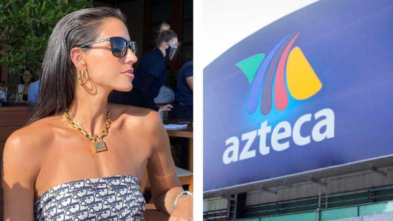 """Tras 'despido' de TV Azteca, Bárbara de Regil anuncia proyecto ¿en Televisa?: """"Estoy emocionada"""""""