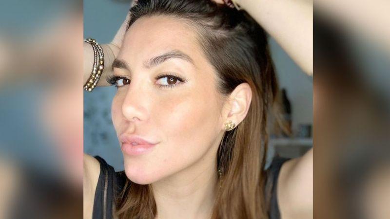 """Frida Sofía se muestra sin maquillaje y reaccionan internautas: """"Se parece a Alejandra Guzmán"""""""