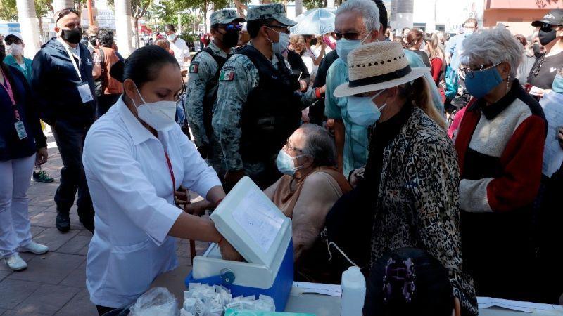 Ciudad Obregón: Reanudarán este martes vacunación contra el Covid-19 en adultos mayores