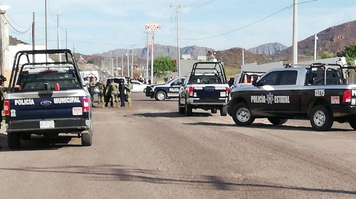 Personal de Marina se enfrenta a comando armado en Guaymas; habrían abatido a cuatro sicarios