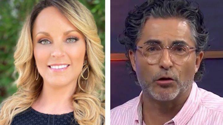 ¡Aún la quiere! 'El Negro' Araiza le manda recadito a su exnovia en vivo desde Televisa