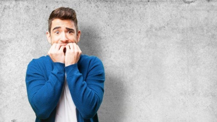 ¿Eres hombre y te muerdes las uñas? Descubre la posible solución para esté hábito