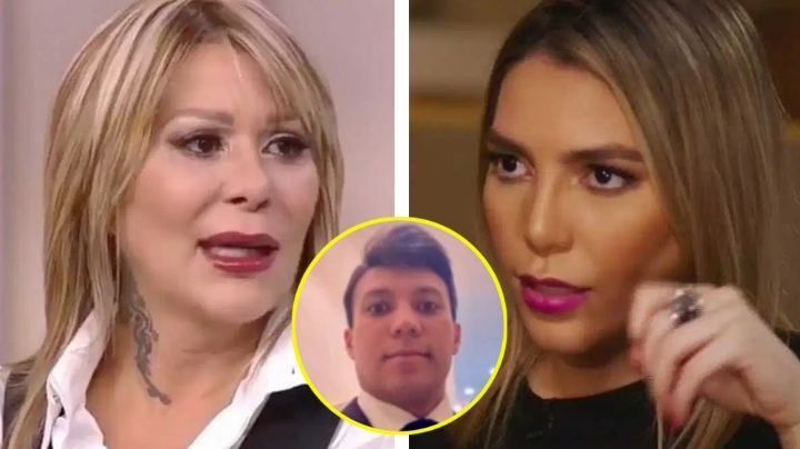 Antes del fraude millonario, Frida Sofía le advirtió a Alejandra Guzmán sobre Larry Ramos