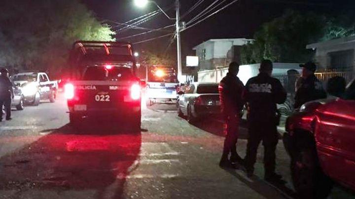 Balean a dos personas al sur de Ciudad Obregón; una falleció y otra se encuentra grave