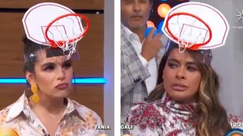 Tania Rincón confiesa si prefiere trabajar en Televisa o TV Azteca y Galilea Montijo estalla