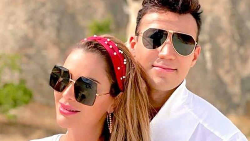 Pese a ser culpable de fraude, Ninel Conde asegura que aún tiene romance con Larry Ramos