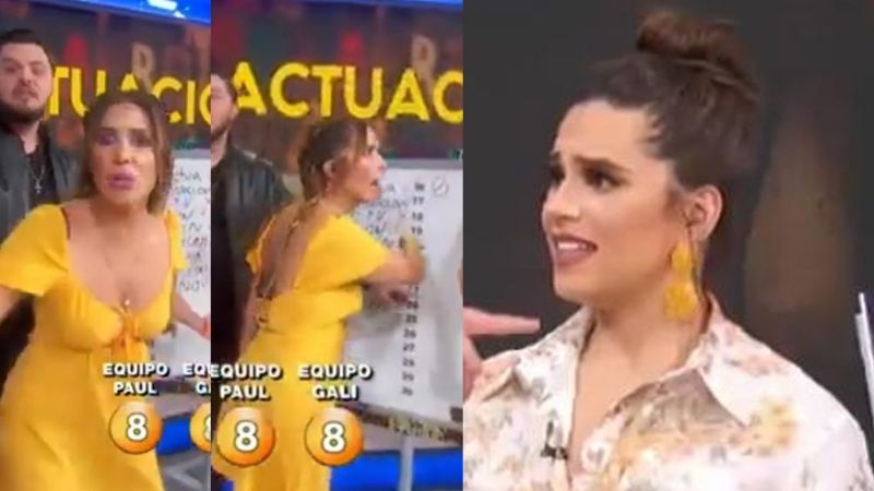 """¿Adiós Televisa? Escalona estalla en 'Hoy' y se pelea con Tania Rincón en vivo: """"No me caes bien"""""""