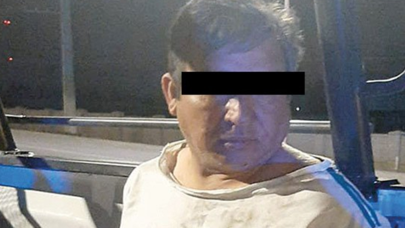 """Infierno en casa: Antonio viola a su hija y secuestra a sobrina de 11 años para """"formar una familia"""""""