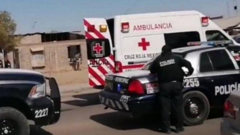 Sonora: Frente a su pareja, acribillan a hombre con escopeta 'hechiza' y lo apuñalan