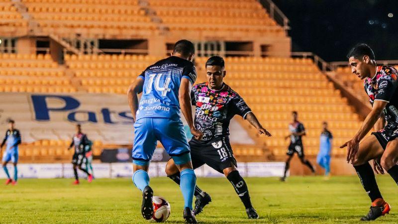 El club Alebrijes golea sin piedad al campeón de la Liga Expansión