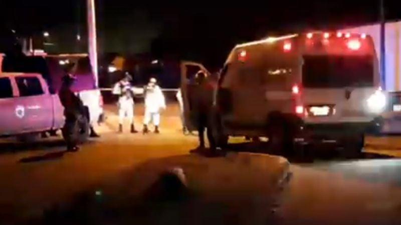 Noche violenta en Sonora: Pistoleros ejecutan a automovilista en calles de Empalme