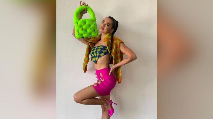 Ícono del pop y de la moda: Dua Lipa se vuelve el rostro de importante marca y así lo presume