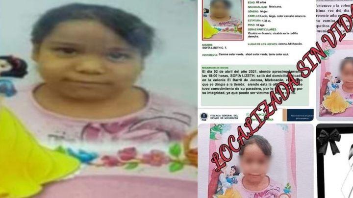 Salió a la tienda y acabó muerta: Hallan cadáver de Sofía Lizeth en un cerro; tenía solo 6 años