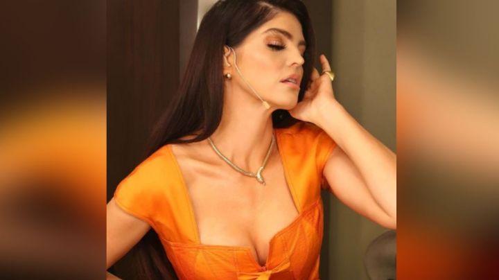 Ana Bárbara arrasa con las miradas de todo Instagram al lucir atuendo de jovencita