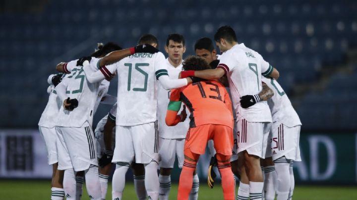 La Selección Mexicana cae en el Ranking de la FIFA; sale del Top 10