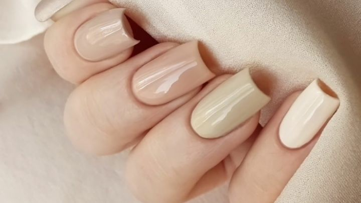 Luce elegante hasta la punta de las manos con esos diseños de uñas postizas