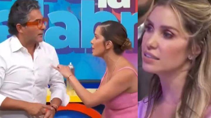 ¡Sin piedad! Conductor de 'Hoy' humilla a Escalona y destapa fuerte secreto en vivo desde Televisa